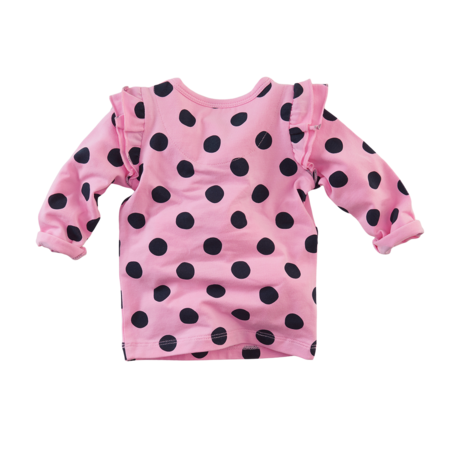 Z8 Z8 longsleeve Dakota pretty pink dots