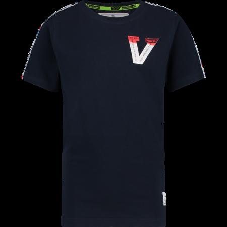 Vingino Vingino T-shirt Hylco dark blue