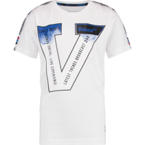 T-shirt Hylco real white