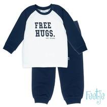 Pyjama free hugs offwhite