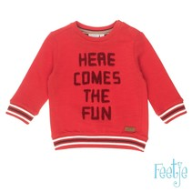 Sweater here comes good fellows rood
