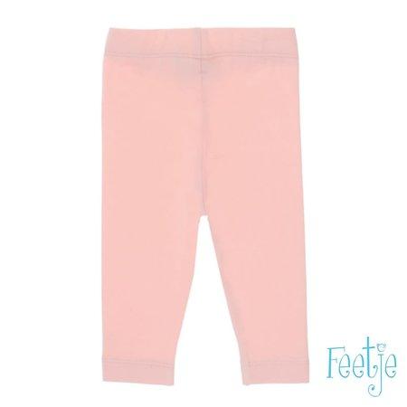 Feetje Feetje legging love you roze