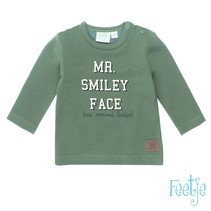 Longsleeve mr. smiley smile army