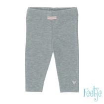 Legging sweet & little antraciet melange