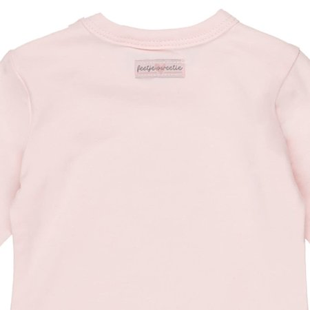 Feetje Feetje longsleeve worth the wait sweet & little roze