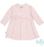 Feetje Feetje jurkje aop sweet & little roze