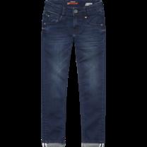 Spijkerbroek Apache deep dark
