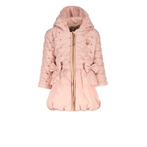 Winterjas heart shaped quilt victorian pink