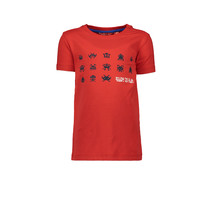 T-shirt ready to play red