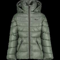 Winterjas Tresia army green
