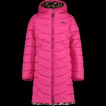 Winterjas reversibel Tendely pink fusion