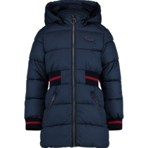 Winterjas Tuzy dark blue