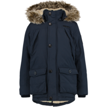 Winterjas Thibaut dark blue