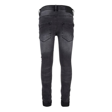 Indian Blue Jeans Indian Blue Jeans spijkerbroek Brad super skinny fit used black
