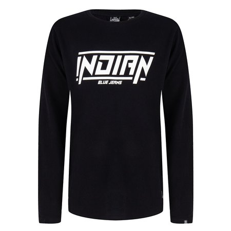 Indian Blue Jeans Indian Blue Jeans longsleeve black