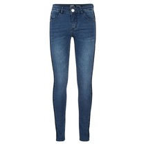 Spijkerbroek Jazz super skinny fit dark blue