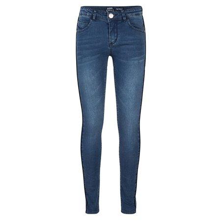 Indian Blue Jeans Indian Blue Jeans spijkerbroek Jazz super skinny fit dark blue