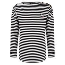 Longsleeve oui oui striped