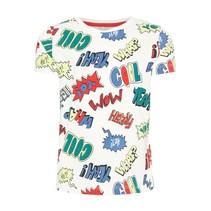 T-shirt Kinto snow white