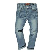 Spijkerbroek slim fit stretch jeans