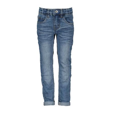 TYGO&vito TYGO&vito spijkerbroek slim fit stretch jeans blauw