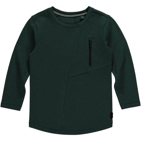 Levv LEVV mini longsleeve Eddy court green