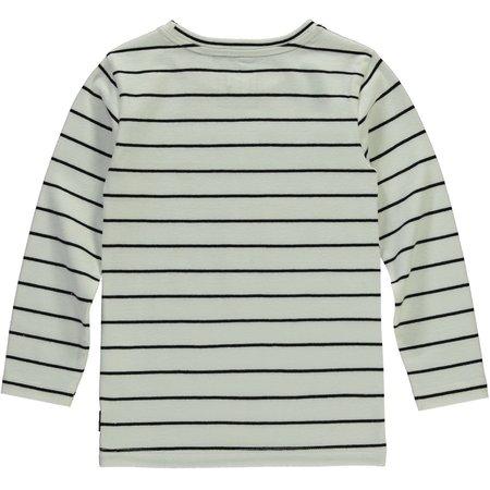 Levv LEVV mini longsleeve Elai off white stripe