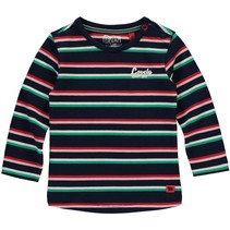 Longsleeve Vera navy stripe