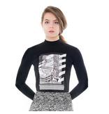 Franky & Liberty Frankie & Liberty rok Liv zebra print B/W