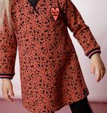 Beebielove Beebielove jurk print bkd
