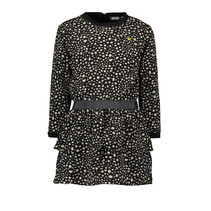 Jurk ao black dot dress