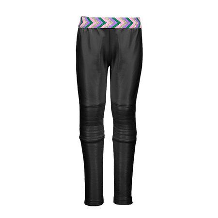 B.Nosy B.Nosy legging coated with padded knee part black