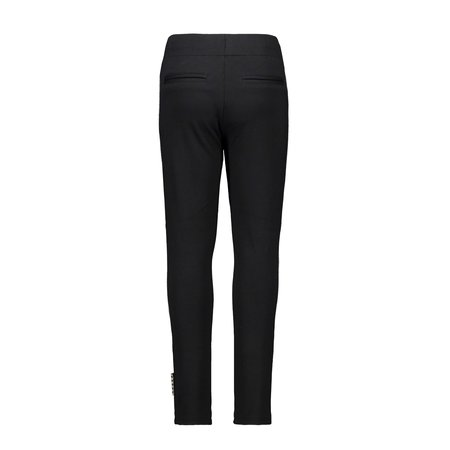 B.Nosy B.Nosy broek with rib on the side black