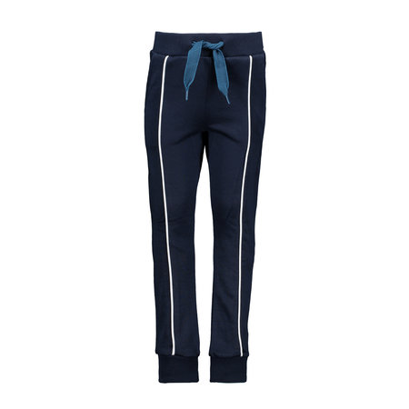 B.Nosy B.Nosy joggingbroek with contrast piping at front ink blue