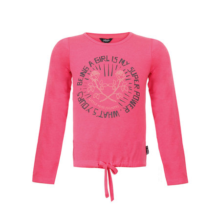 Little Miss Juliette Little Miss Juliette longsleeve super power dva