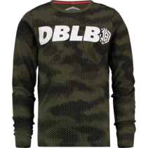 Daley Blind longsleeve Jaeson camouflage green
