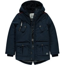 Winterjas Thorben dark blue