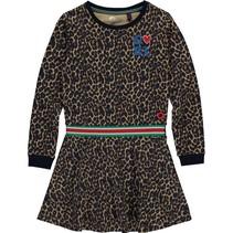 Jurk Tacey leopard