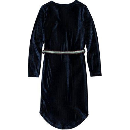 Quapi Quapi jurk Tamari navy