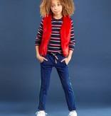 Quapi Quapi longsleeve Tammy navy stripe
