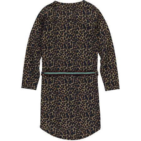 Quapi Quapi jurk Tamia 2 leopard