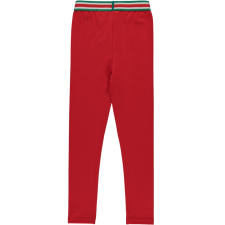 Quapi Quapi legging Tjitske lollipop red