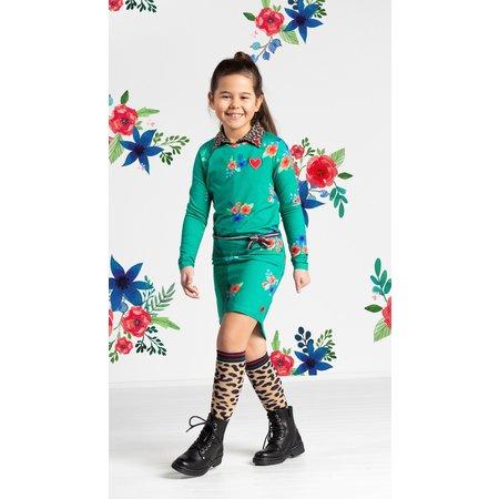 Quapi Quapi kniekousen Trixy leopard