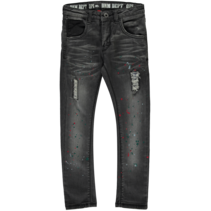 Jeans Timon dark grey denim