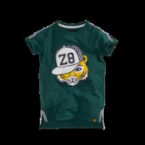 T-shirt Dave bottle green