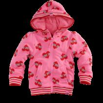 Borgvest Yolanthe popping pink aop