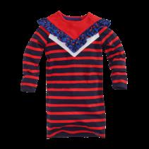 Jurk Marieke stripes