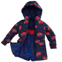 Winterjas Elodie reversible