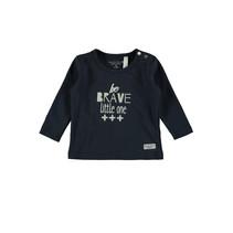 Longsleeve lof joe x / be brave little one navy
