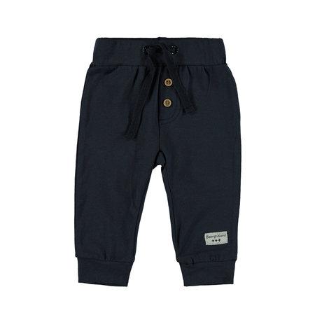 Bampidano Bampidano broekje plain navy
